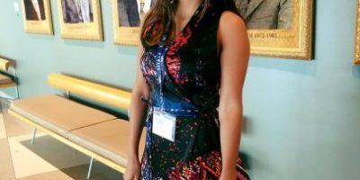 Jessica Scheel representa a Guatemala en la cumbre de impacto Latino