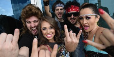 """""""Rock Of Ages"""", un musical con melenas largas y heavy metal"""