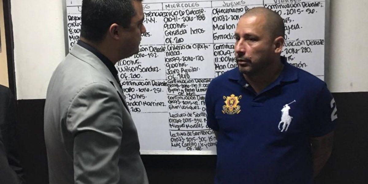 """""""El Fantasma"""" rechaza versión de autoridades que lo vincula con atentado contra la Fiscal General"""