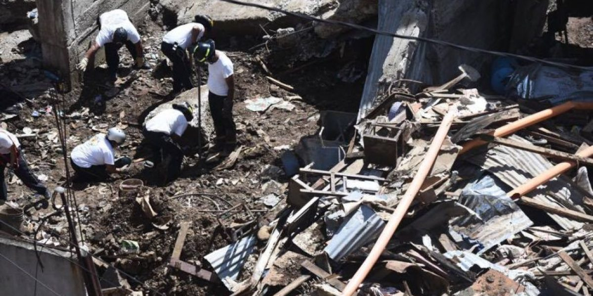 """Afectado por alud en Villa Nueva: """"Hasta que no haya un lugar seguro no nos moveremos"""""""