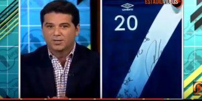 Programa de ESPN rinde homenaje a Carlos Ruiz y David Faitelson lo elogia