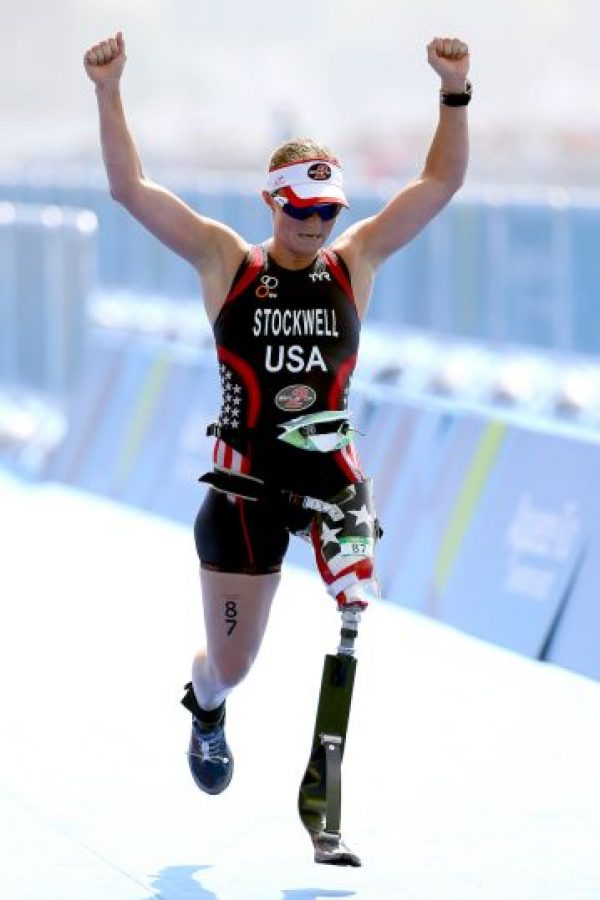 Melissa Stockwell Foto: Getty Images