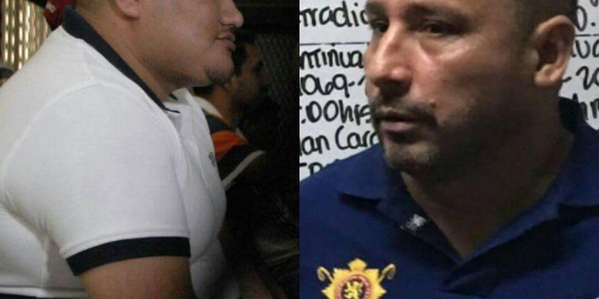 ¿Qué se dijeron dos narcos de grupos rivales que coincidieron en la Torre de Tribunales?