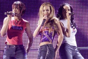 Spice Girl style. Foto:Getty Images