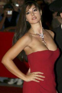 Getty Images Foto:Monica Bellucci en 2006