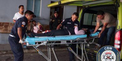 Ataque armado deja un muerto y heridos en el Paseo de la Sexta