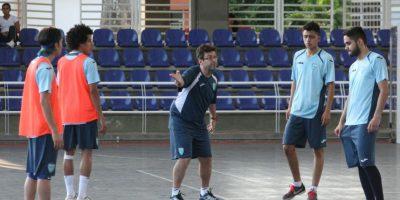 Guatemala se alista para la aventura en el Mundial de Futsal