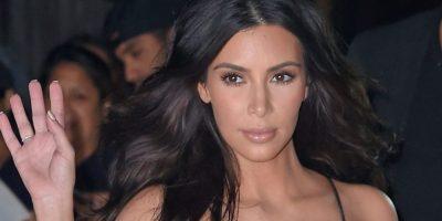 Esta es la prenda que Kim Kardashian no ha usado toda la semana