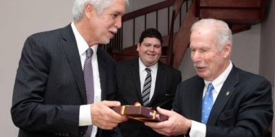 Alcaldes de Bogotá y Ciudad de Guatemala se reúnen en Colombia