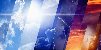 Condiciones climáticas para este fin de semana, según Insivumeh