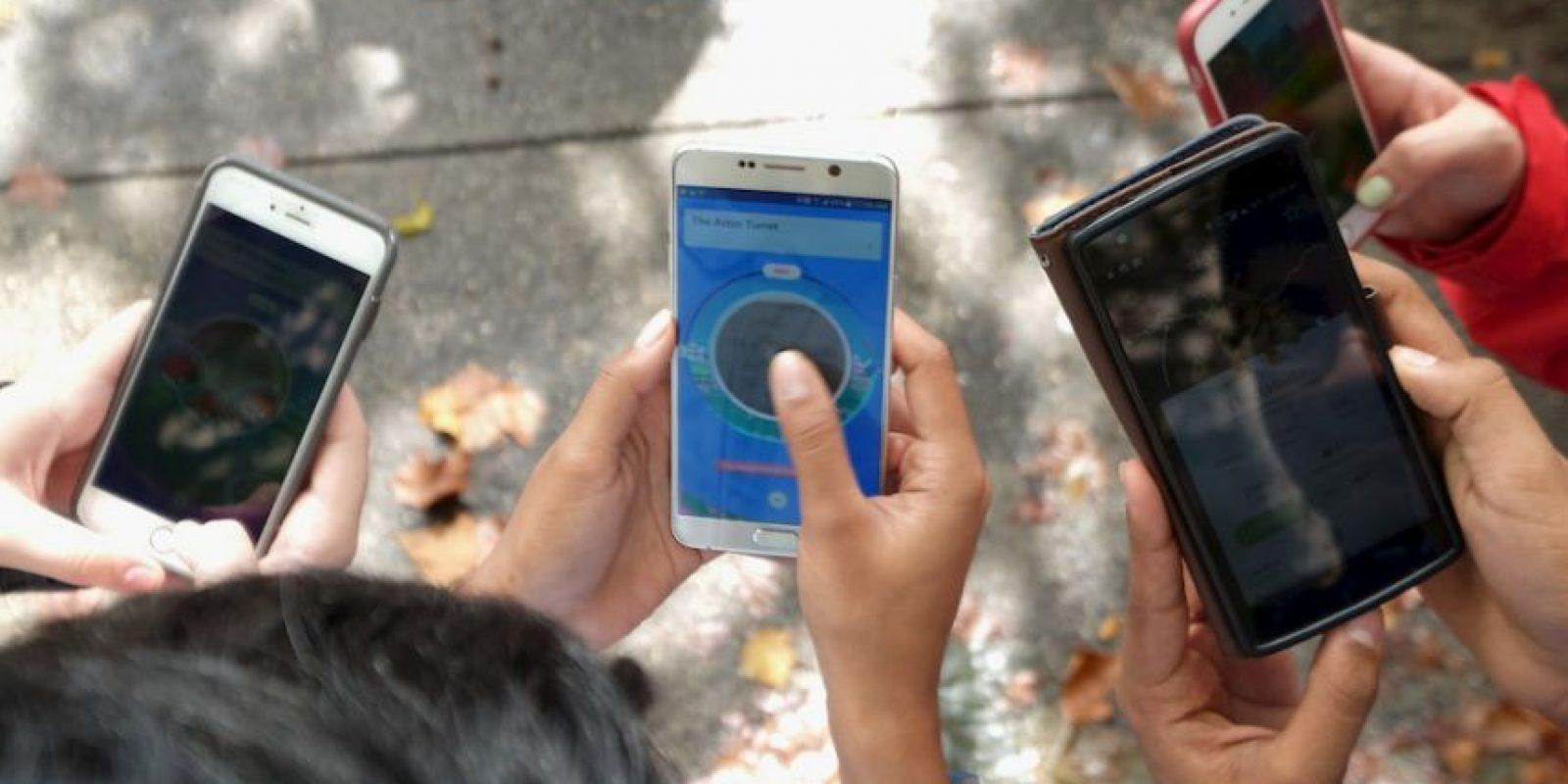 Getty Images Foto:Muchos kilómetros han caminado los jugadores de la app de Niantic.