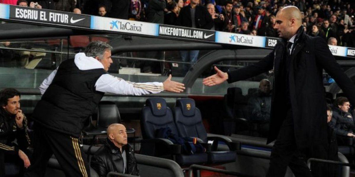 José Mourinho y Josep Guardiola fueron grandes amigos alguna vez