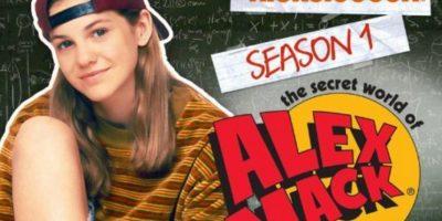 Así está la actriz de Alex Mack 22 años después