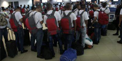 Agentes del SP viajan a República Dominicana para capacitarse por nuevas cárceles