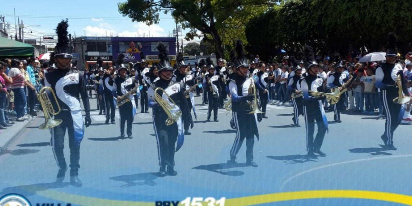 Foto:Municipalidad de Villa Nueva