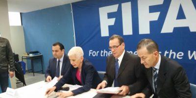 A FIFA parece no importarle la suspensión del Comité de la Fedefut