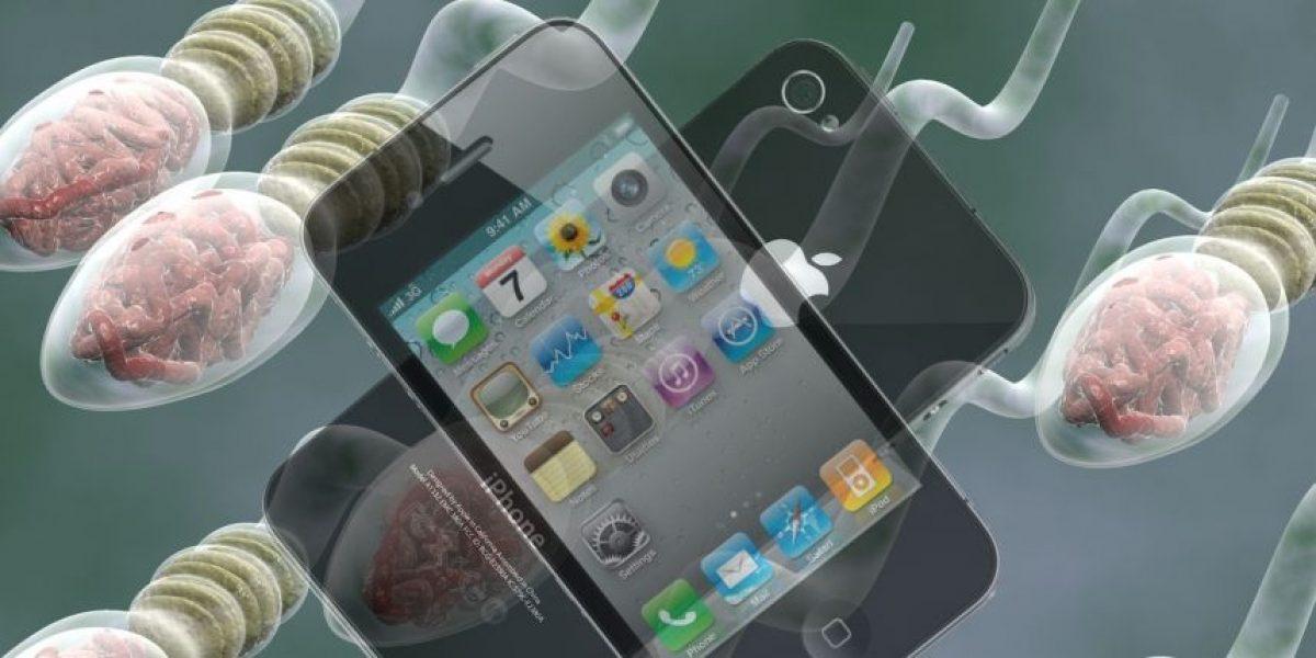 Tener el celular en el bolsillo los deja estériles, afirma estudio