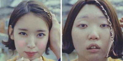 Video: El comercial surcoreano que revela el sorprendente poder del maquillaje