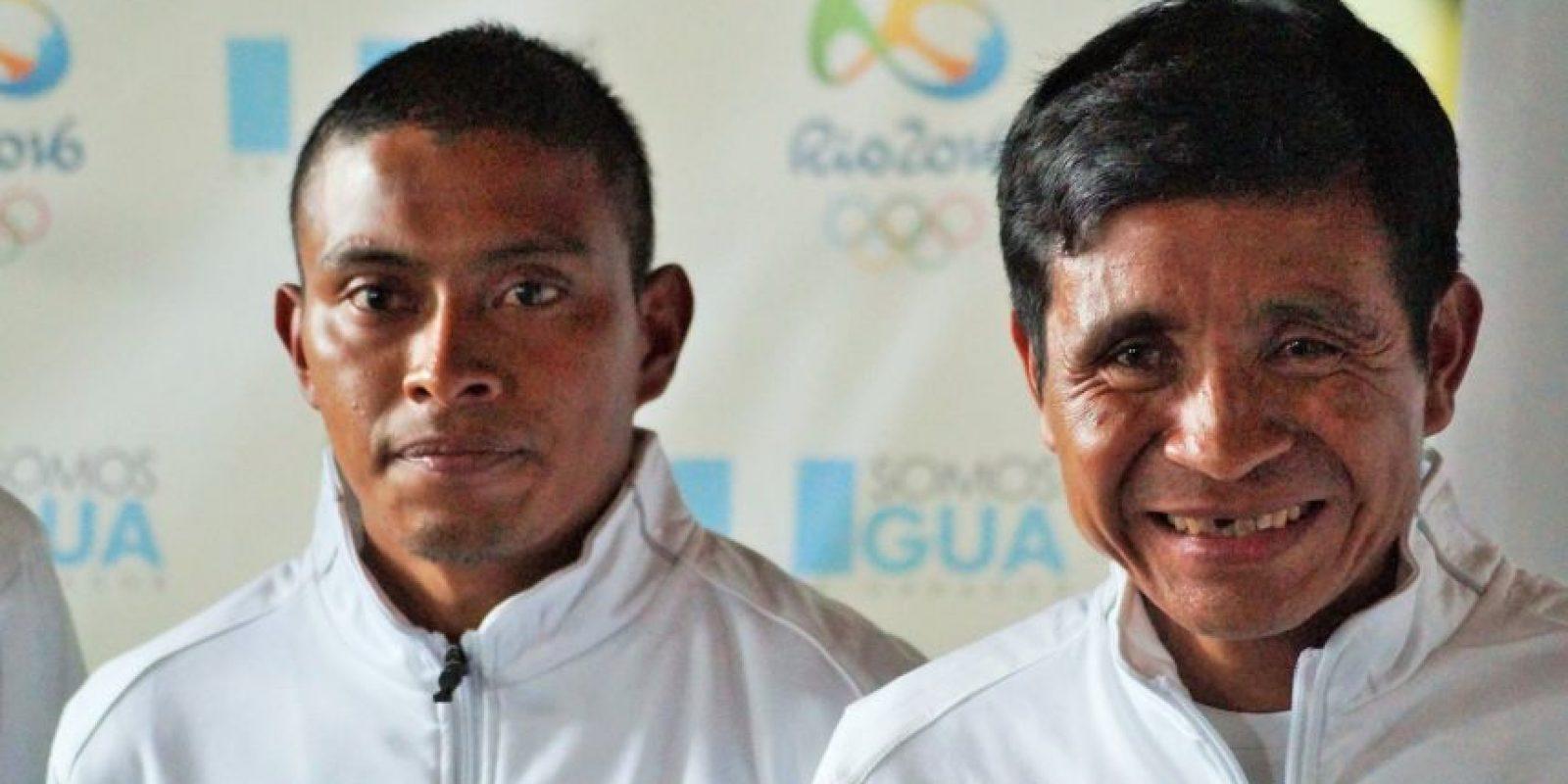 El corredor de San Juan Sacatépequez cumplió con su actuación en las justas paralímpicas. Foto:COG y FNA