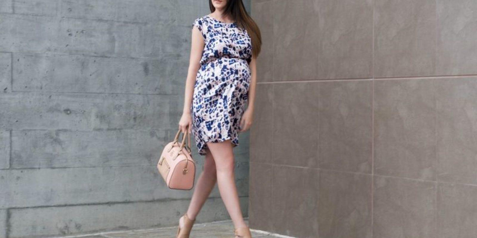 Modelo: Michelle Cohn De Matheu Foto:Facebook Siman Guatemala