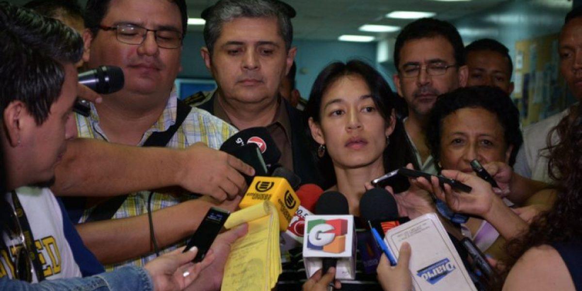 Ministra de Salud pide a la CSJ analizar el traslado de reos