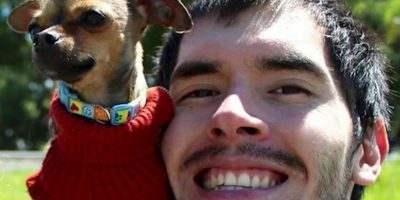 """""""Hola Soy Germán"""" pide ayuda para encontrar a su perrita"""