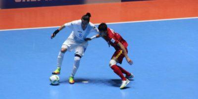#FIFAFutsal Guatemala inicia con el pie izquierdo el Mundial de Colombia