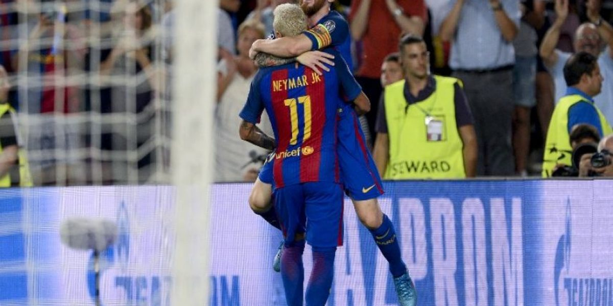 #UCL en su debut, el Barcelona le pasa por encima al Celtic
