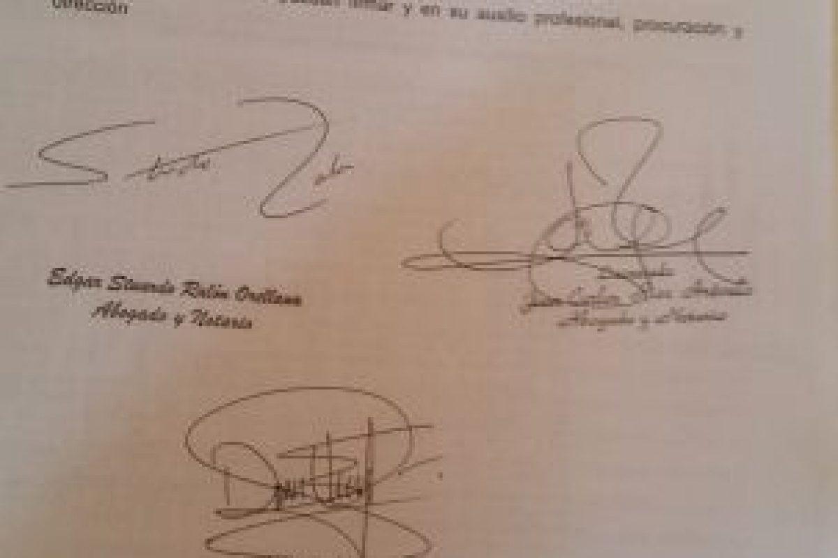 Los abogados de la comisión normalizadora presentaron el documento ante el Tribual de Honor y el Comité Ejecutivo de la CDAG. Foto:Fernando Ruiz