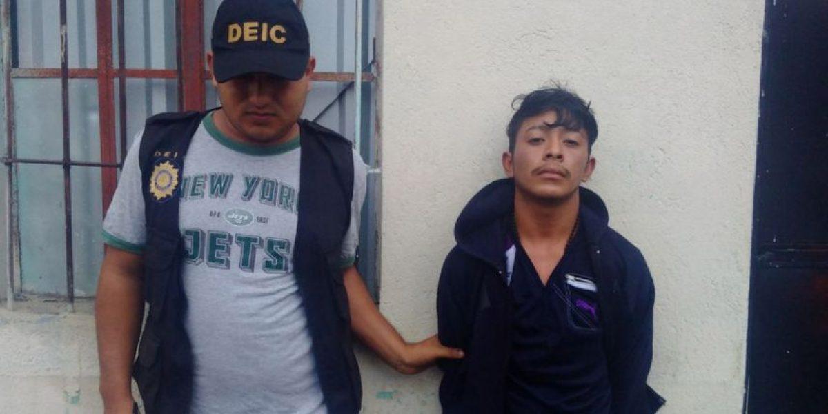 Capturan a supuesto sicario de comunicadora del Hospital General San Juan de Dios