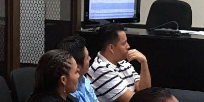 Ordenan juicio a Odilia González esposa del alcalde del Puerto San José y sus dos hermanos