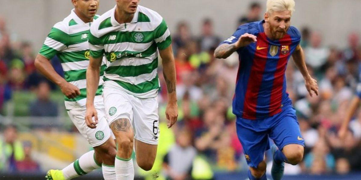 Barcelona inicia su camino en la Champions League ante el Celtic
