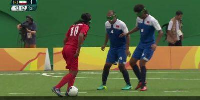 VIDEO. Atleta no vidente asombra con su gol a lo Messi en los Paralímpicos