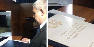 Presidencia entrega al Congreso segunda generación de reformas electorales