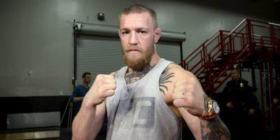 Getty Images Foto:Conor McGregor antes de su derrota con Nate Diaz en UFC 196