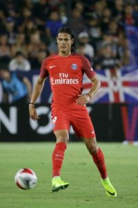 Getty Images Foto: Edinson Cavani (PSG)