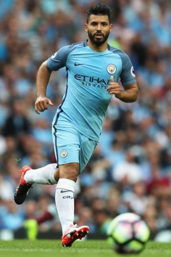 Getty Images Foto:Sergio Agüero (Manchester City)