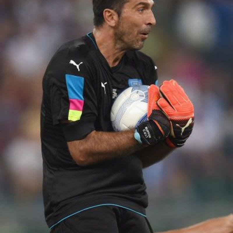Getty Images Foto: Gianluigi Buffon (Juventus)