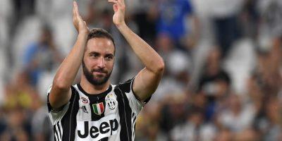 Getty Images Foto:Gonzalo Higuaín (Juventus)