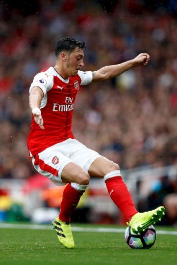 Getty Images Foto:Mesut Özil (Arsenal)