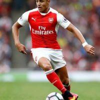 Getty Images Foto:Alexis Sanchez (Arsenal)