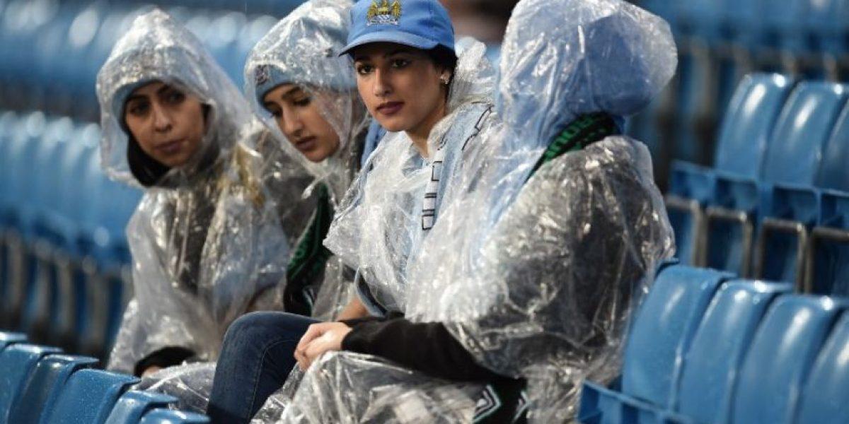 Manchester City vs Borussia Mönchengladbach, aplazado por lluvias
