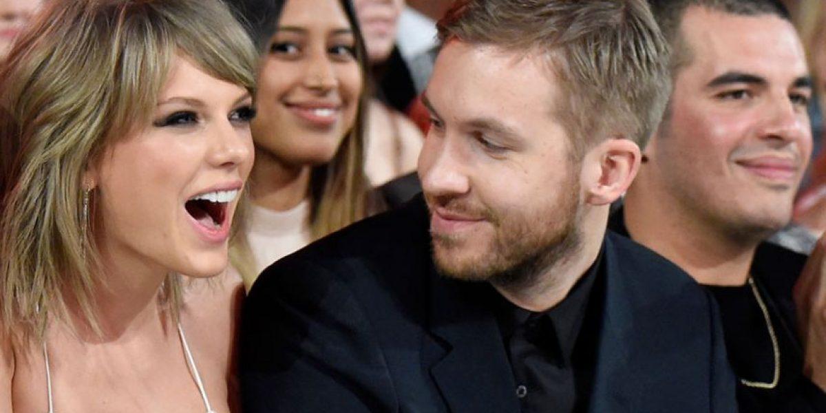 Taylor Swift publica video cantando éxito de Calvin Harris