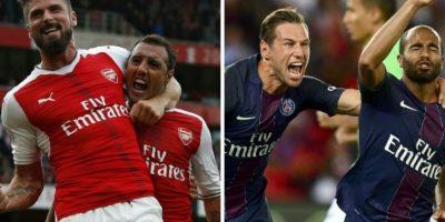 PSG vs Arsenal, duelo estelar en el inicio de la Champions League