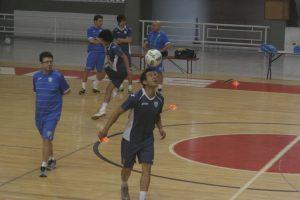 El seleccionador de Guatemala habló sobre el segundo partido de la bicolor en la Copa del Mundo. Foto:CDG