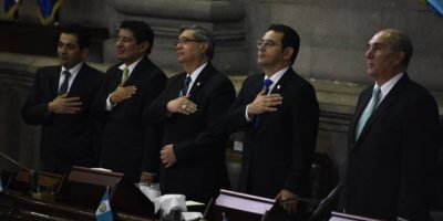 """Fiestas patrias son para """"incentivar nuestros valores"""" dice Jimmy Morales"""