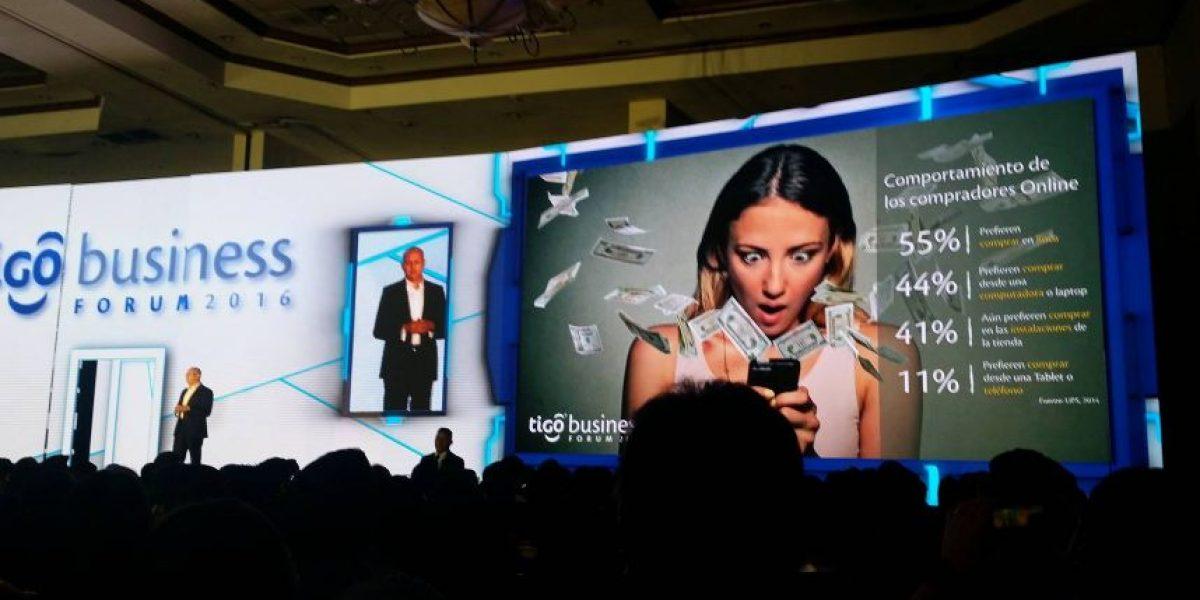 Expertos en el Tigo Business Forum abordan el comercio móvil