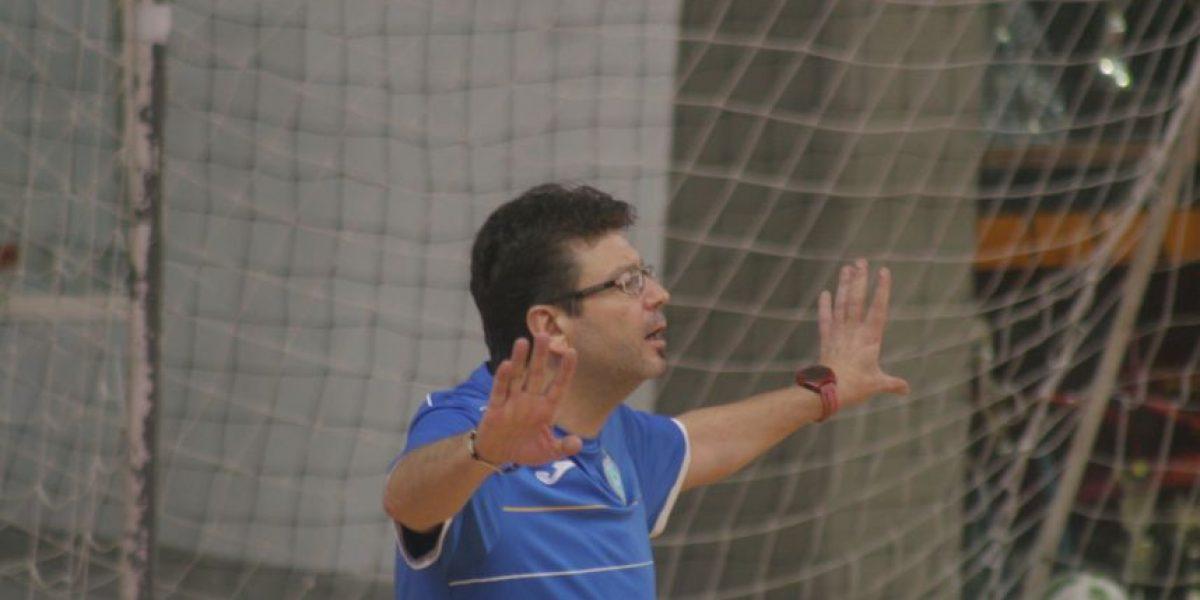 #FIFAFutsal lo que el técnico López dijo previo al partido Guatemala-Italia