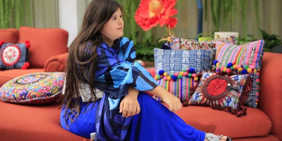 La diseñadora guatemalteca con Síndrome de Down acapara titulares internacionales