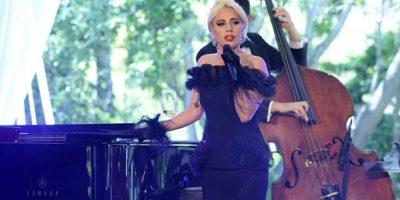 Lady Gaga atrapa todas las miradas al pasear por las calles de Nueva York ligera de ropa